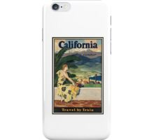 California Summer iPhone Case/Skin
