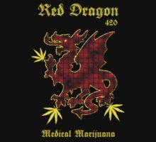 Red Dragon Medical Marijuana by Samuel Sheats