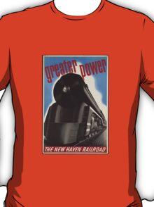 Great Power Train T-Shirt