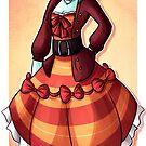 Huntress Wizard - Dress by lythweird