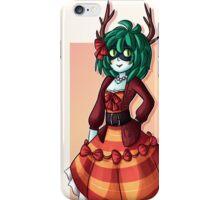 Huntress Wizard - Dress iPhone Case/Skin