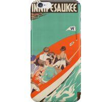 Lake Winnipesaukee iPhone Case/Skin