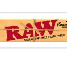 Raw Kingsize Sticker