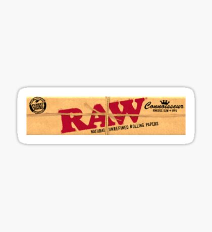 Raw Kingsize Sticker