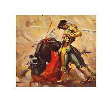 Matador Photographic Print