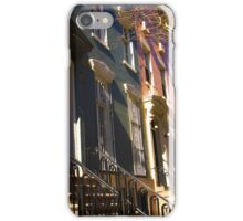 Blue. Pink. New York. iPhone Case/Skin