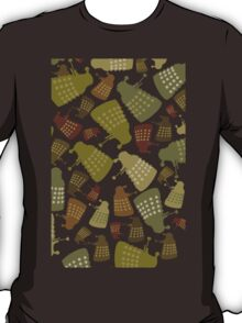 Doctor Who - Mini DALEK Camouflage T-Shirt