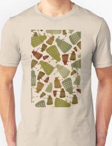 Doctor Who - Mini DALEK Camouflage T-Shirt