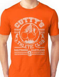 Cutty's Athletic Club Unisex T-Shirt