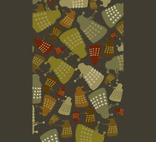 Doctor Who - DALEK Camouflage TEE Unisex T-Shirt