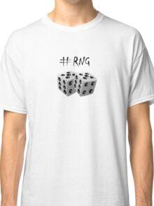 #RNG Video Game T-Shirt Classic T-Shirt