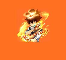 Tsunayoshi from REBORN! by nikoman844
