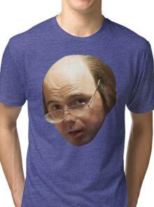 BULLSHIT - No Text Tri-blend T-Shirt
