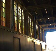Windows of the High Line by Amanda Vontobel Photography