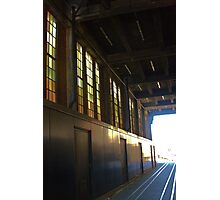 Windows of the High Line Photographic Print