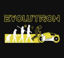 EVOLUTRON VIRUS by Hi5Tees