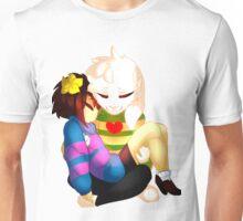 Undertale - Asriel and Human Unisex T-Shirt