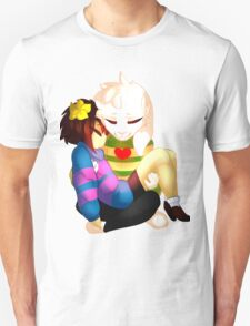 Undertale - Asriel and Human T-Shirt