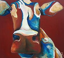 Brown Cow by Megan Schliebs