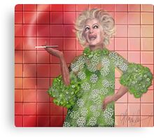 Ha!: Portrait of Phyllis Diller Metal Print