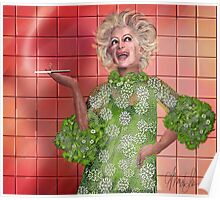 Ha!: Portrait of Phyllis Diller Poster
