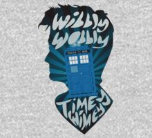 wibbly wobbly timey wimey One Piece - Long Sleeve