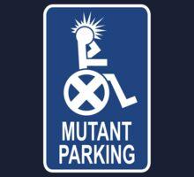 Mutant Parking Kids Clothes
