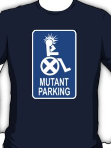 Mutant Parking T-Shirt