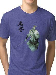 Way of the Samurai (1) Tri-blend T-Shirt