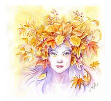 Crown of Autumn Photographic Print