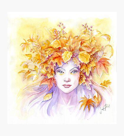 Crown of Autumn Photographic Print
