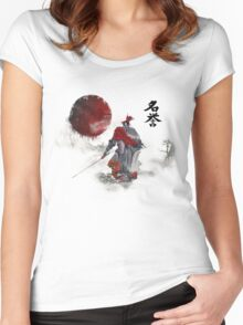 Way of the Samurai (3) Women's Fitted Scoop T-Shirt