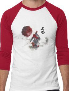 Way of the Samurai (3) Men's Baseball ¾ T-Shirt
