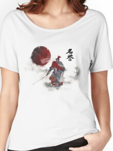 Way of the Samurai (3) Women's Relaxed Fit T-Shirt