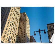 Philadelphia Urban Landscape - 0948 Poster