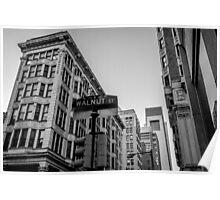 Philadelphia Urban Landscape - 0980 Poster