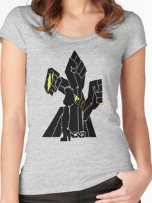 The Boondocks Fist Women's Fitted Scoop T-Shirt