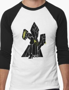 The Boondocks Fist Men's Baseball ¾ T-Shirt
