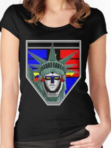 Voltron Liberty Women's Fitted Scoop T-Shirt