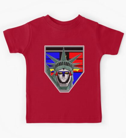 Voltron Liberty Kids Tee
