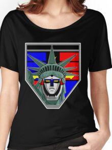 Voltron Liberty Women's Relaxed Fit T-Shirt