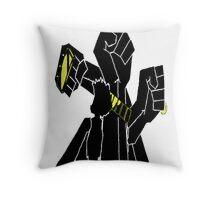 The Boondocks Fist Throw Pillow