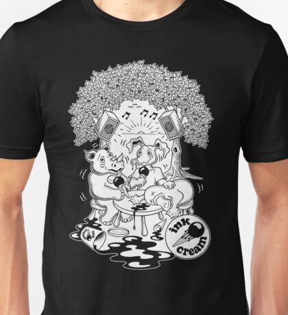 Forest Party Unisex T-Shirt