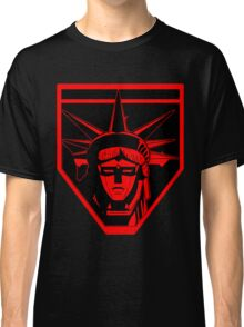 Voltron Liberty (red) Classic T-Shirt