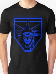 Voltron Liberty (blue) T-Shirt