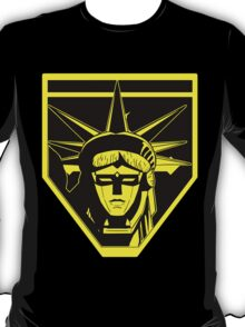 Voltron Liberty (yellow) T-Shirt