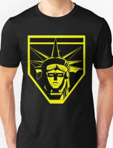 Voltron Liberty (yellow) T-Shirt