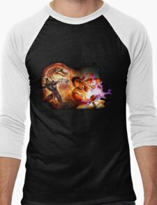 Fighting Games Collide T-Shirt