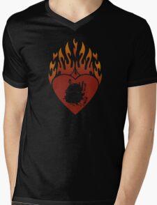 Calcifer Lord of Light Mens V-Neck T-Shirt