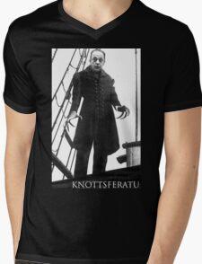 Knottsferatu Mens V-Neck T-Shirt